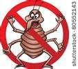 Bed Bugs Vector images