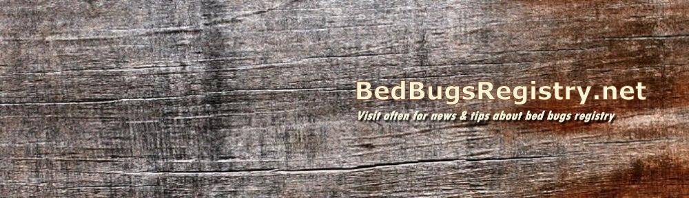 Bed Bugs Registry